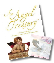 An Angel Treasury Crystal Angels