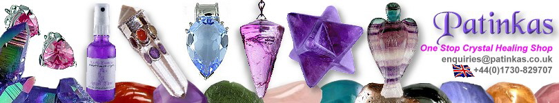Patinkas: One Stop Crystal Healing Shop